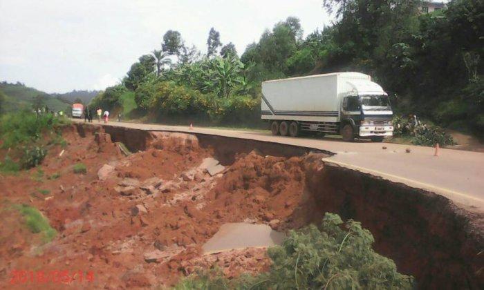 Umuhanda Kigali-Gatuna ntukiri nyabagendwa